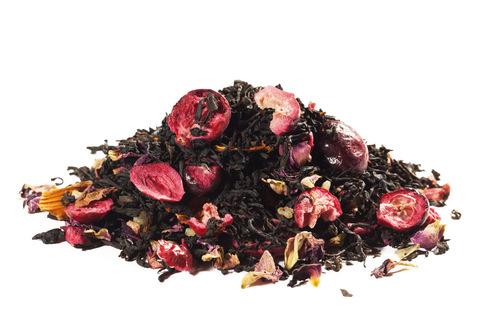 Клюквенный Чай Gutenberg черный ароматизированный 100 гр
