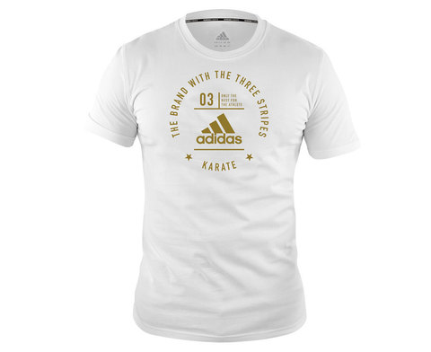 Футболка The Brand With The Three Stripes T-Shirt Karate