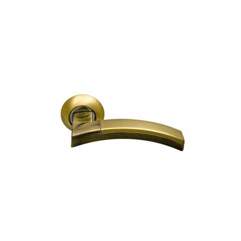 Ручка Sillur 132 матовое золото / античная бронза