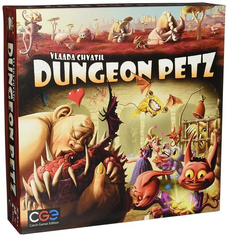 Dungeon Petz / Питомцы подземелий