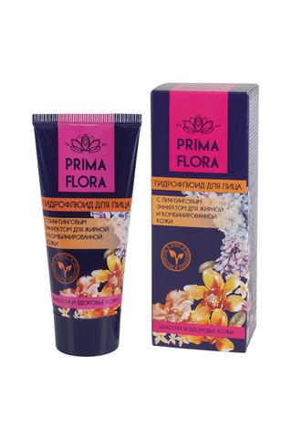 Modum Prima Flora Гидрофлюид  для лица с лифтинговым эффектом для жирной и комбинированной кожи  50г