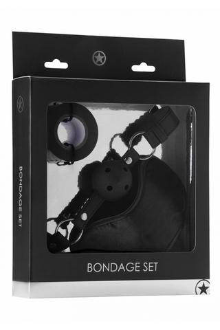 Набор для бондажа Bondage Set Ouch! фото