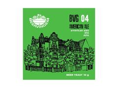 Дрожжи Beervingem American Ale BVG-04 10г