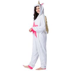 Кигуруми Единорог белый с крыльями