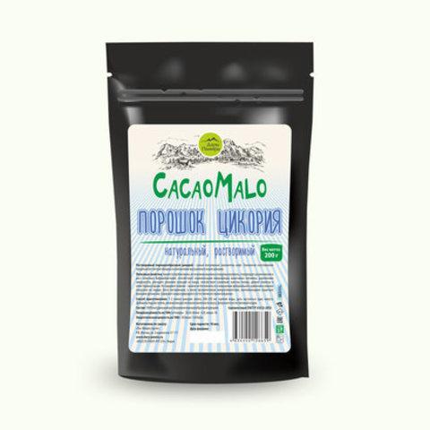 CacaoMalo цикорий натуральный, порошок 200 г