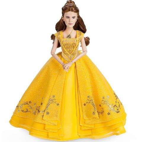 Дисней Красавица и Чудовище портретная кукла Белль 30 см