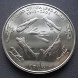 K8852, 2003, Гибралтар, 1 крона История авиации