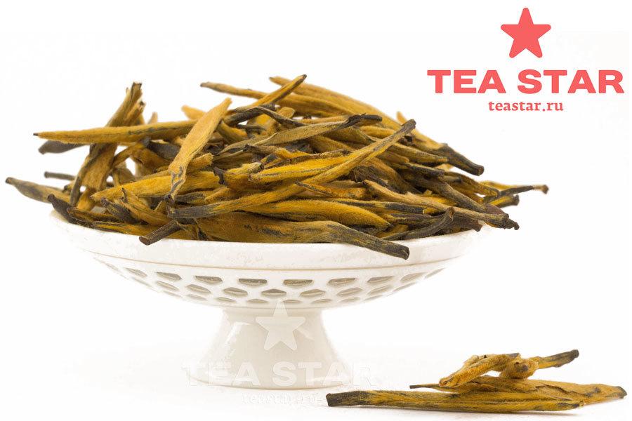 """Черный чай """"Большие Золотые Иглы"""" премиум, Да Цзинь Чжень, 50 гр. Da_Ya_1_W.jpg"""