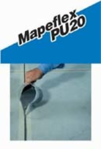 Mapei Mapeflex PU20/Мапей Мапефлекс ПУ20 двухкомпонентный самовыравнивающийся полиуретановый герметик для горизонтальных швов