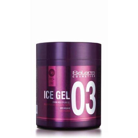 Гель сильной фиксации  Ice gel