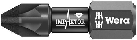 Насадка PZ 2x25 855/1 IMP Wera DC Impaktor