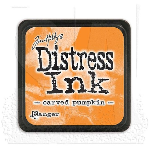 Подушечка Distress Ink Ranger - carved pumpkin