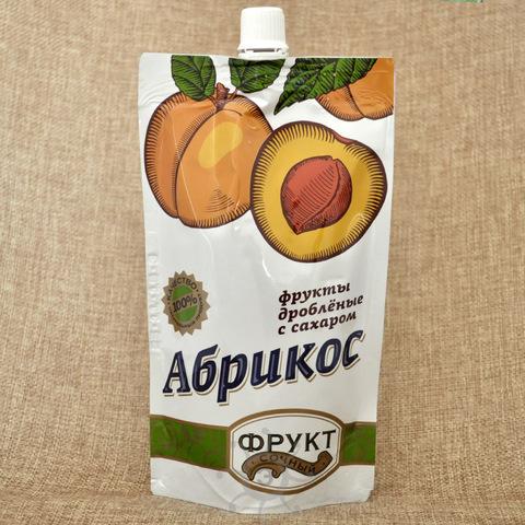Абрикос дробленый с сахаром Сава, 280г