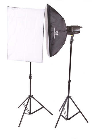 FST E-250 Softbox KIT