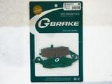 Тормозные колодки G-brake 05037S Kawasaki Suzuki