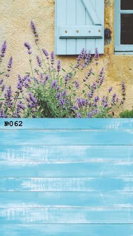 Фотофон виниловый стена-пол «Прованс» №062