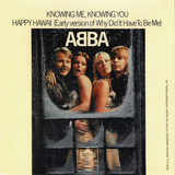 ABBA / Knowing Me, Knowing You + Happy Hawaii (7' Vinyl Single)