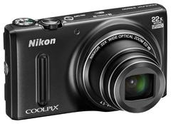 Ф-т цифр. NIKON Coolpix S9600 black