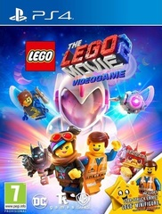 Sony PS4 LEGO Movie 2 Videogame - Minifigure Edition (русские субтитры)