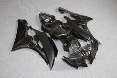 Комплект пластика для мотоцикла Yamaha YZF-R6 06-07 Черный