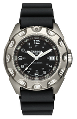 Мужские швейцарские наручные часы Traser Special Force 100 105482 (каучук)