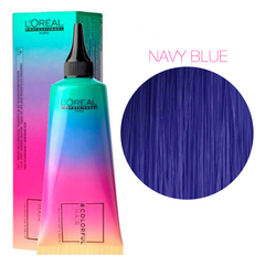 L'Oreal Colorful Hair Navy Blue (Глубокий индиго) - Крем с пигментом прямого действия