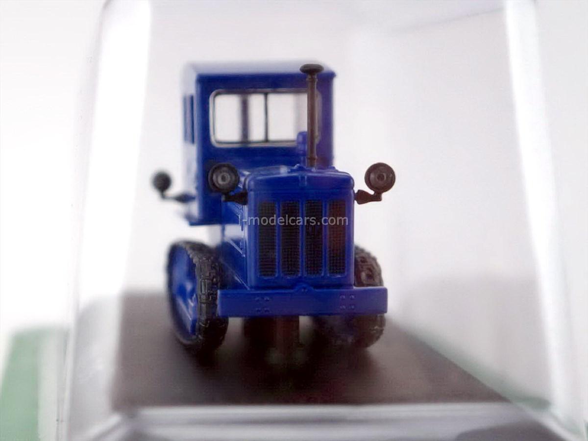 Tractor KD-35 1:43 Hachette #15