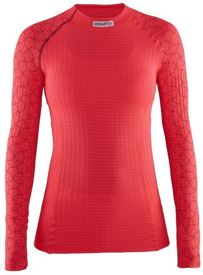 Женское термобелье рубашка Craft Active Extreme розовый (1903408-2410)