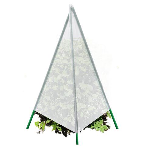 Укрытие зимнее для декоративных кустарников высотой 0,5-1 м.