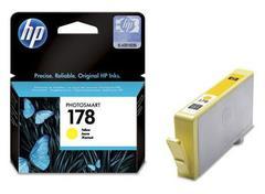 Картридж HP 178 Yellow