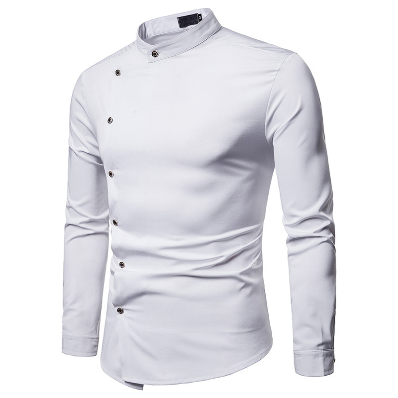 мужские рубашки Мужская рубашка  Slim Fit 10466055565_289076766.jpg