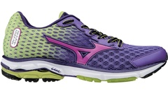 Женские кроссовки для бега Mizuno Wave Rider 18 (J1GD1503 59) фиолетовые