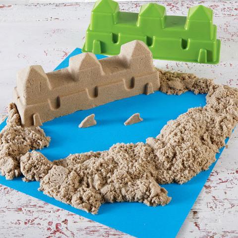 Космический песок 3 кг, классический 5