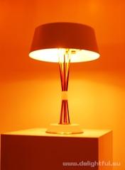 Настольная лампа MILES by Delightfull