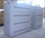 Шкаф для батарей C24-6 (серый) - фотография