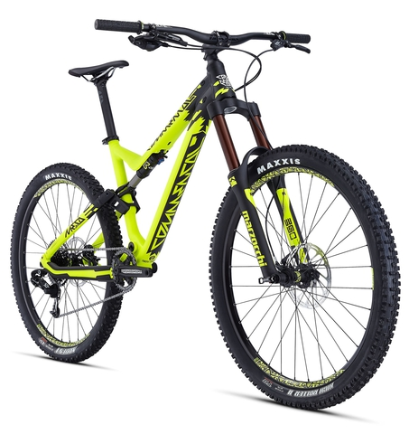 Велосипед COMMENCAL META AM ORIGIN 2015 Plus