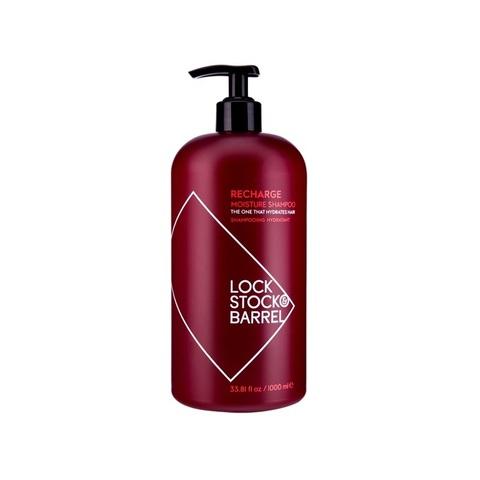 Шампунь для жестких волос LS&B