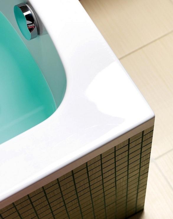 Акриловая ванна SANTANA 140
