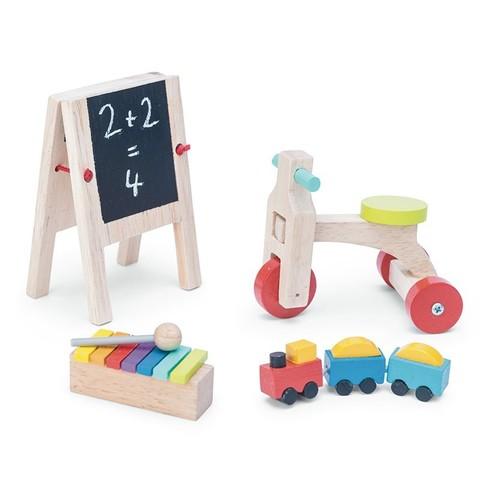 Набор аксессуаров для домика Игрушки для детской, Le Toy Van