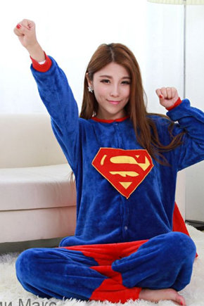 Пижамы кигуруми Супермен супермэн.jpg