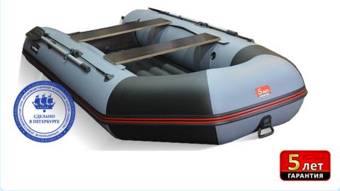 Лодка ПВХ Хантер 320 ЛКА