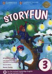Storyfun for Movers Level 3 Student's Book with...