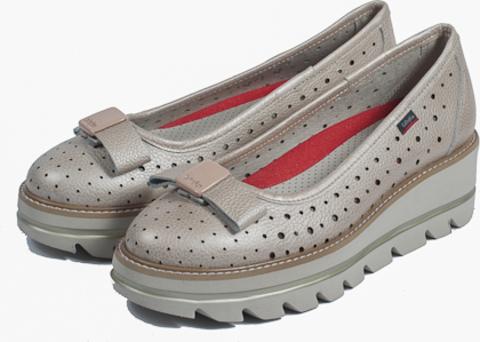 14803 NATURAL METALIC ROSE туфли женские  CallagHan