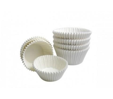 Тарталетка, белая, 25шт (3,5 х 2 см)