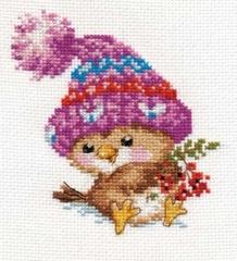 Набор для вышивания Алиса Воробушек