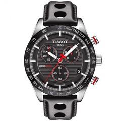 Мужские швейцарские наручные часы Tissot T-Sport PRS 516 T100.417.16.051.00