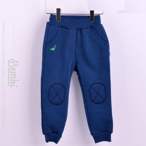 ШР422 Спортивные брюки для мальчика с начесом