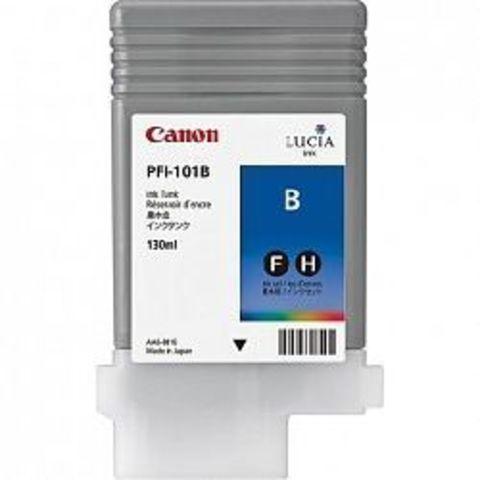 Картридж Canon PFI-101B blue (синий) для imagePROGRAF 5100/6100/6200