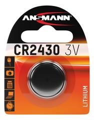 Батарейка литиевая CR2430 ANSMANN 3V