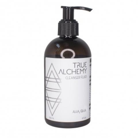 Cleanser Fluid AHA/BHA, флюид для умывания 300 мл (TRUE ALCHEMY)